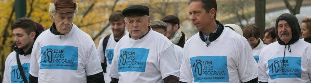 Prosztatarák: a túlélésért gyalogolnak a férfiak
